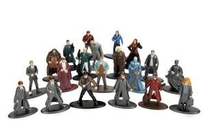 Nano Metalfigs Harry Potter Figures Wave 1 [Set of 20]