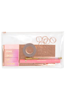 Ban.do Agenda Starter Pack Metallic Rose-Gold