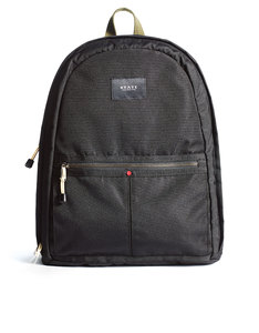 State Bags Bedford Black Backpack