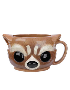 Funko Pop Home Marvel Rocket Raccoon Mug