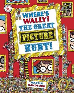 Where's Wally The Great Picture Hunt
