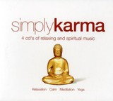 SIMPLY KARMA / VARIOUS (BOX)