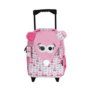 Coquelicos the Mouse Medium Trolley Backpack