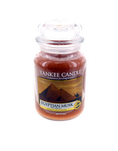 Yankee Classic Jar Large Egyptian Musk
