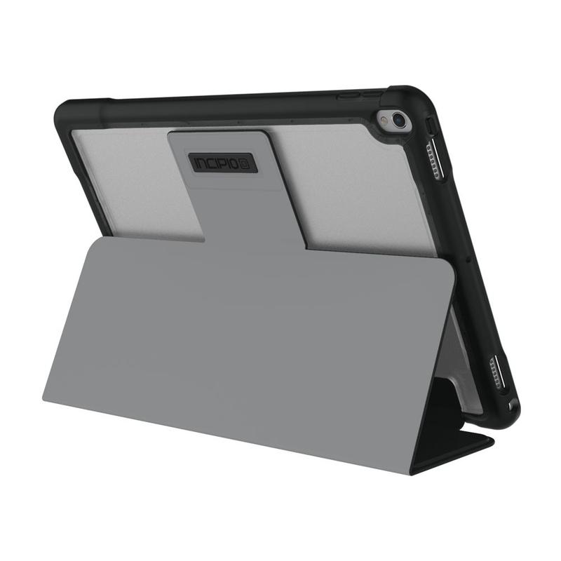 more photos 762d5 b394a Incipio Teknical Rugged Folio Case Black for iPad Pro 10.5-Inch