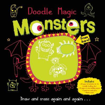 Doodle Magic: Monsters