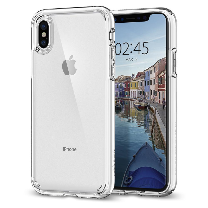 iphone x custodia spigen