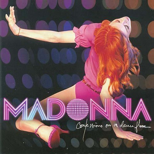CONFESSIONS ON A DANCEFLOOR (PINK VINYL) (UK)