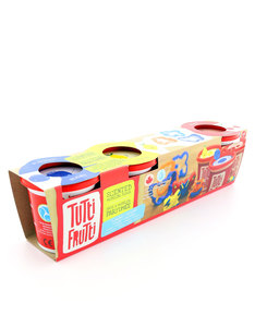 Tutti Frutti Modeling Dough [Pack of 3 +Molds]