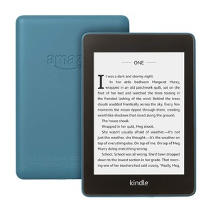 Amazon Kindle Paperwhite 32GB Wi-Fi Waterproof Twilight Blue [10th Gen]