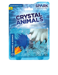 Thames & Kosmos Crystal Animals Project Kit