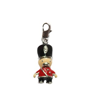 Bombay Duck Metal Beefeater Charm