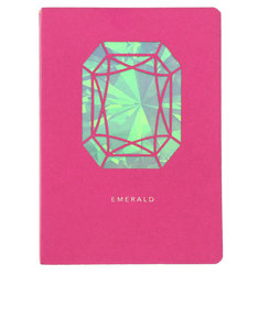 Portico Design Emerald Birthstone Pink A6 Notebook