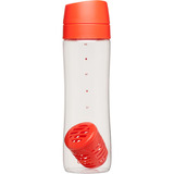 Aladdin Infuse Water Bottle 0.7L Red