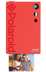 Polaroid Mint Instant Digital Camera Red