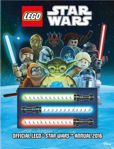 Lego Star Wars Annual 2016