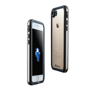 Richbox Waterproof Case Gold For iPhone 7