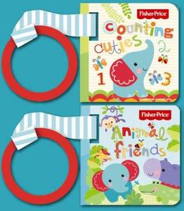First Animals Counting Cuties Buggy Books