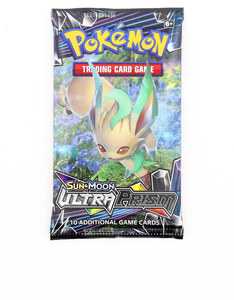 Pokemon TCG SM5 Ultra Prism Expansion Booster