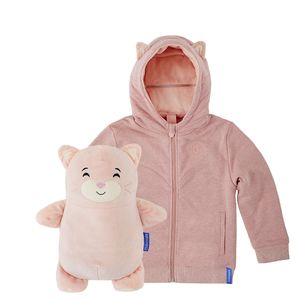 Cubcoats Kali The Kitty Unisex 2-In-1 Hoodie