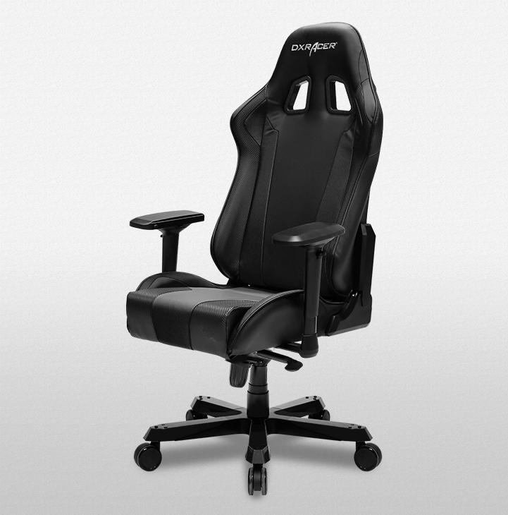 Dxracer King Series Black Gaming Chair