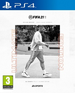 FIFA 21 - Ultimate Edition - PS4