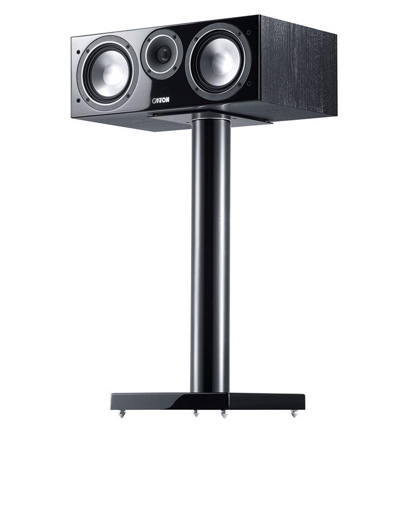 canton center black singles Canton gle 490 floor-standing speakers, gle 455 center channel, gle 430 bookshelf speakers, and as 105 sc subwoofer.
