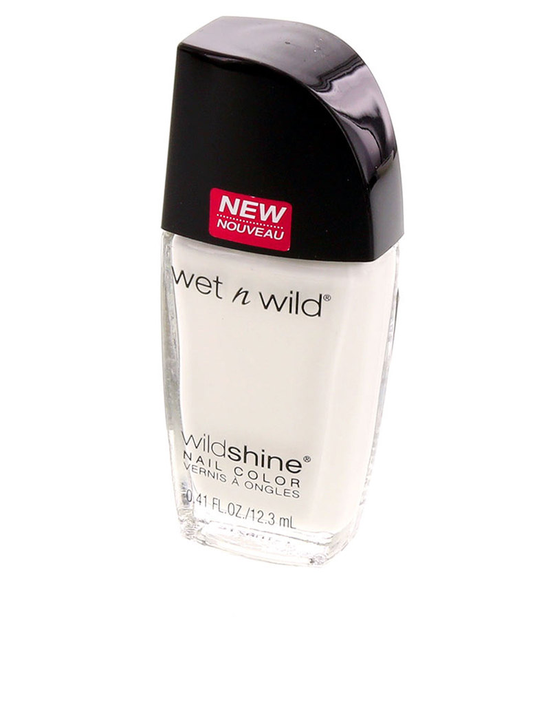 Wet N Wild Wild Shine Nail Color French White Creme
