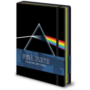 Pink Floyd The Dark Side Of The Moon Notebook