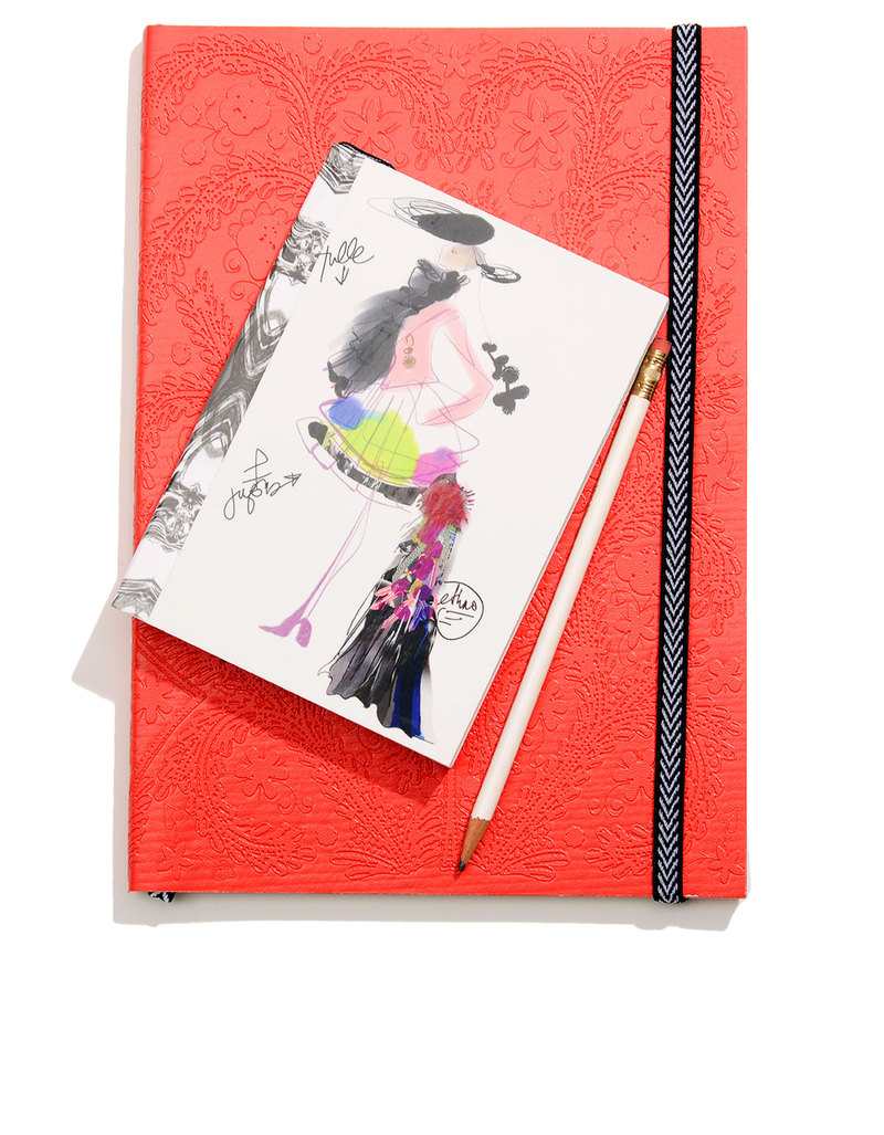 Libretto A6 Croquis/Fashion Sketch Layflat Notebook