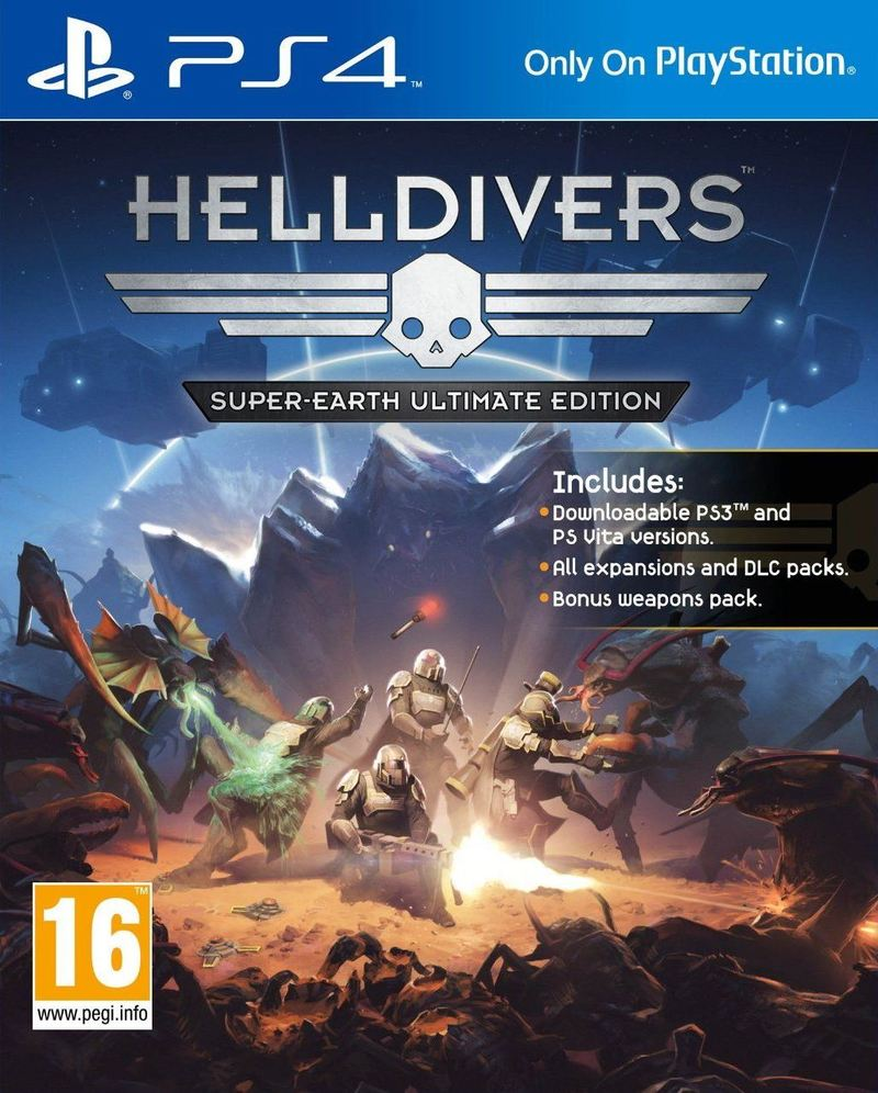 HELLDIVERS: Super-Earth - Ultimate Edition