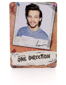 One Direction Complete Palette Collection Louis