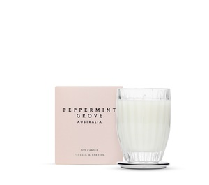 Peppermint Grove Freesia & Berries Candle 200g