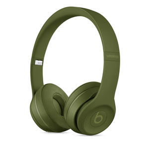 Beats Solo3 Neighborhood Collection Turf Green Wireless On-Ear Headphones
