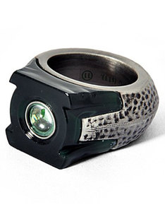 Green Lantern Prop Ring