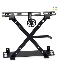 Borangame Game Spider Duo Pro Black Wall Mount For PS4