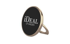 iDeal of Sweden Magnetic Ring Mount Gold for Smartphones