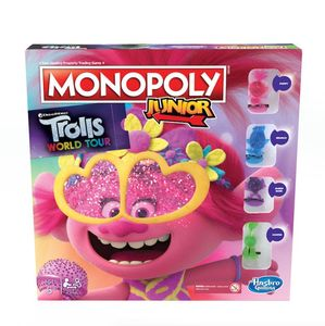 Hasbro Monopoly Jr.Trolls World Tour