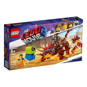 LEGO MOVIE 2 ULTRAKATTY & WARRIOR LUCY