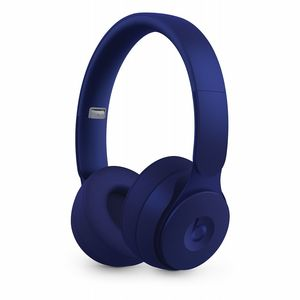 Beats Solo Pro Dark Blue Wireless Noise-Cancelling On-Ear Headphones