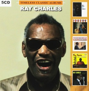 Ray Charles Timeless Classic Albums [5 Disc Set]