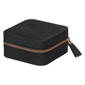 Ted Baker Zipped Jewellery Case Black