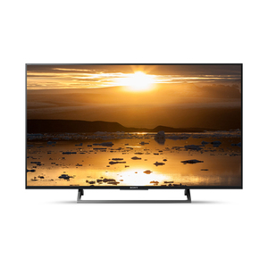 "SONY KDL-X8000E 43"" 4K ULTRA HD SMART LED TV"