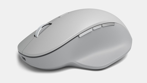 Microsoft Surface Precision Wireless Mouse Light Grey