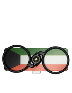 Keeep Kuwait Flag Mobile Stand & Holder