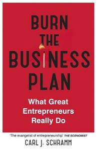 Burn The Business Plan: What Great Entrepreneurs Really Do