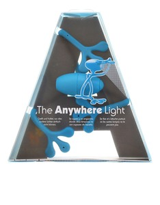 Anywhere Light Boldy Blue Booklight