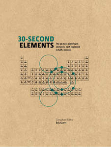 30-Second Elements: The 50 most significant elements
