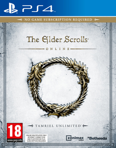 Elder Scrolls Online Tamriel Unlimited Ps4