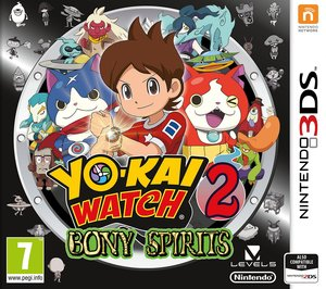 YO-KAI WATCH 2: Bony Spirits